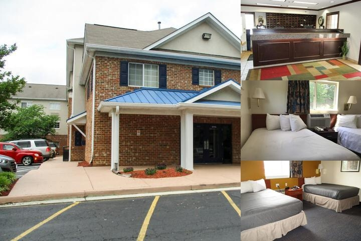 Suburban Extended Stay Hotel Richmond Va photo collage