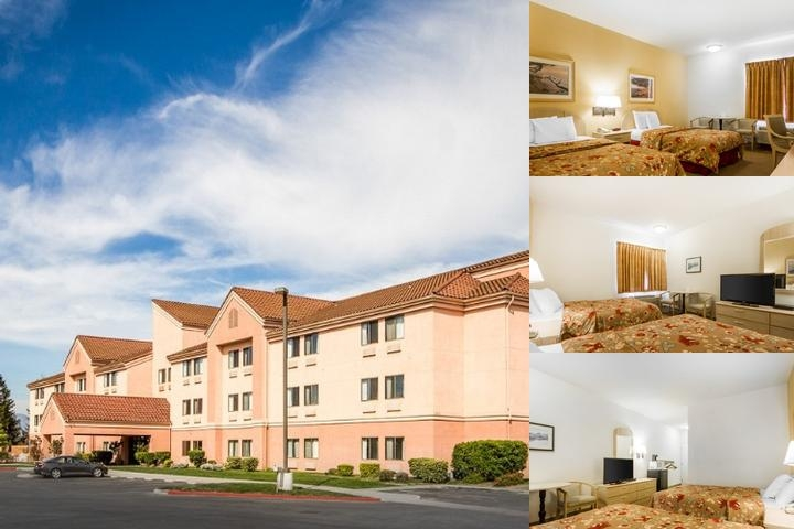Days Inn Watsonville photo collage