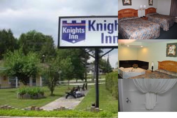 Knights Inn Bracebridge photo collage