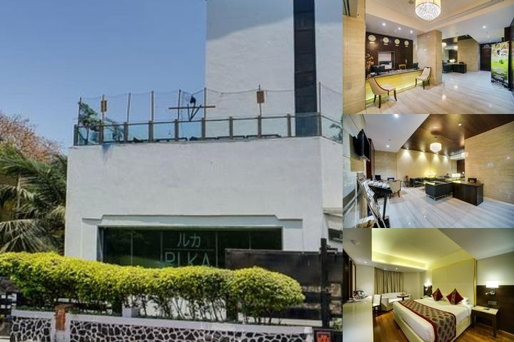 Ramee Guestline Hotel Juhu photo collage