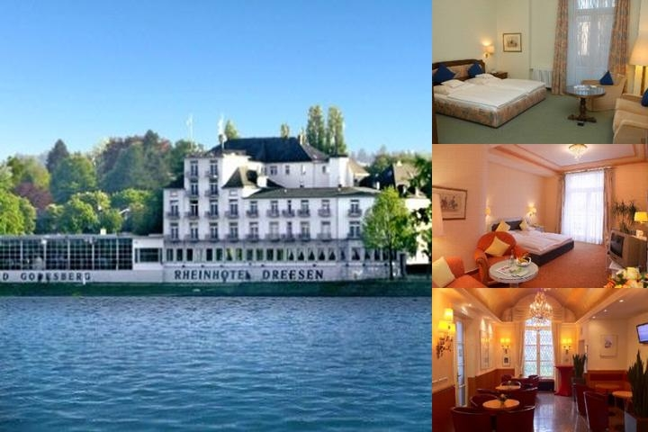 Rheinhotel Dreesen photo collage