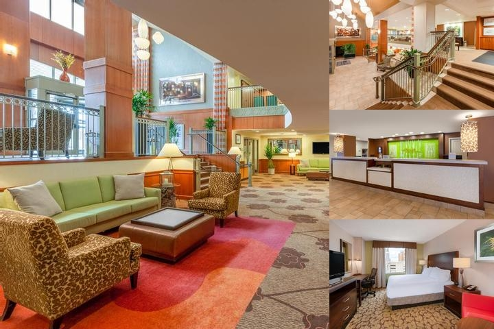 Hilton Garden Inn Pittsburgh University Place photo collage