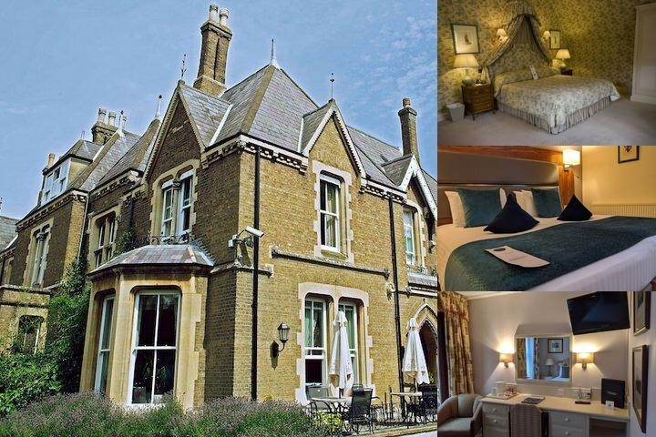 Cotswold Lodge Hotel photo collage
