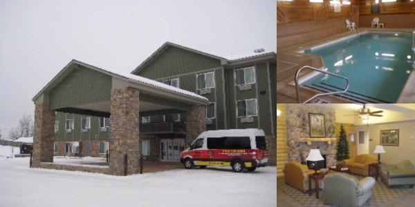 Comfort Suites Anchorage International photo collage