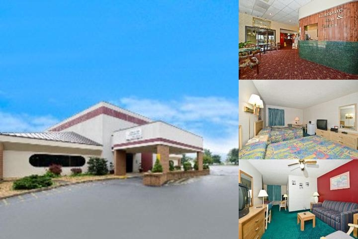 Compare Inn & Suites photo collage