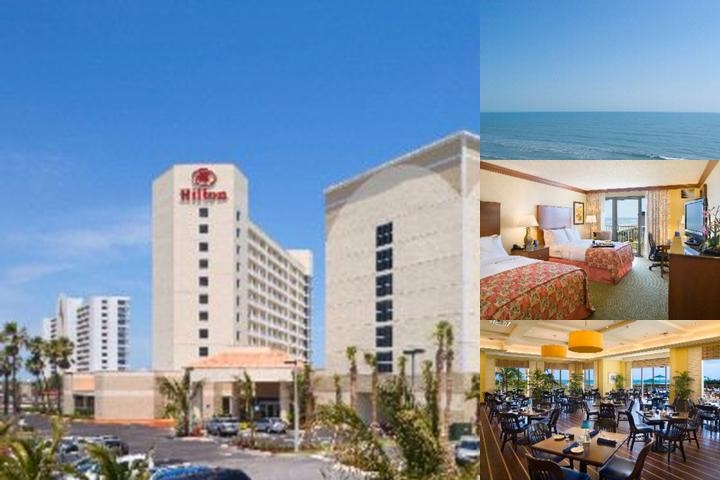 Hilton Melbourne Beach Oceanfront photo collage