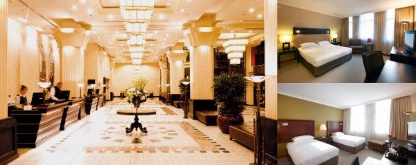 The Grace Hotel photo collage
