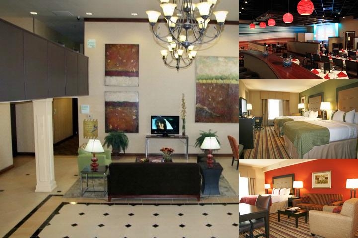 Holiday Inn Blytheville photo collage