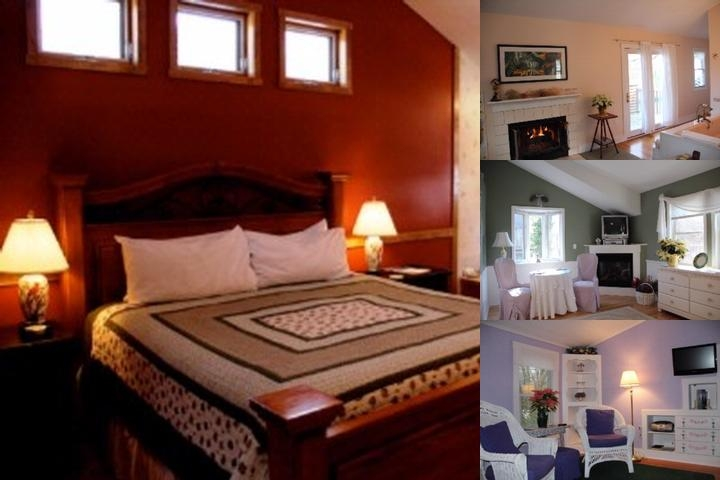 Garden Grove Bed & Breakfast photo collage