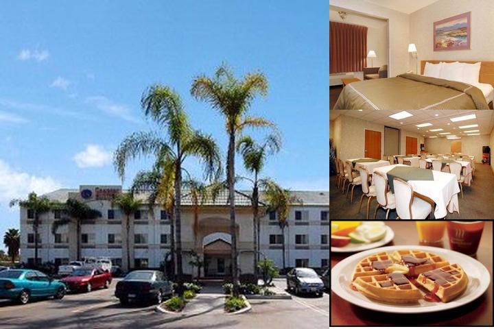 Quality Suites Otay Mesa photo collage