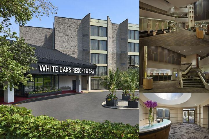 White Oaks Conference Resort & Spa photo collage