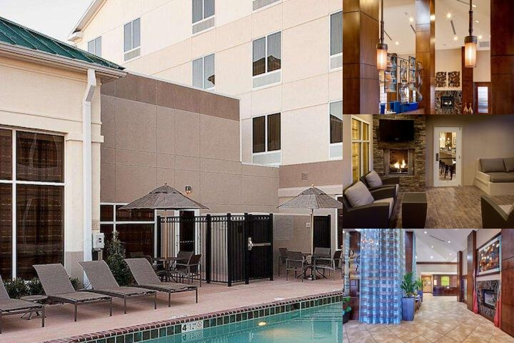 Hilton Garden Inn El Paso Airport photo collage