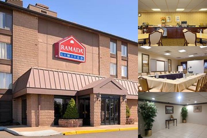 Ramada Limited photo collage