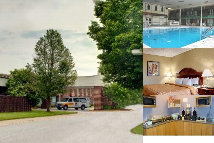 Clarion Highlander Hotel & Conference Center photo collage
