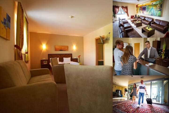 Checkin Hotel photo collage
