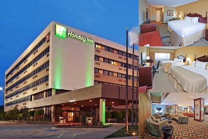 Hotel at Wichita Falls photo collage