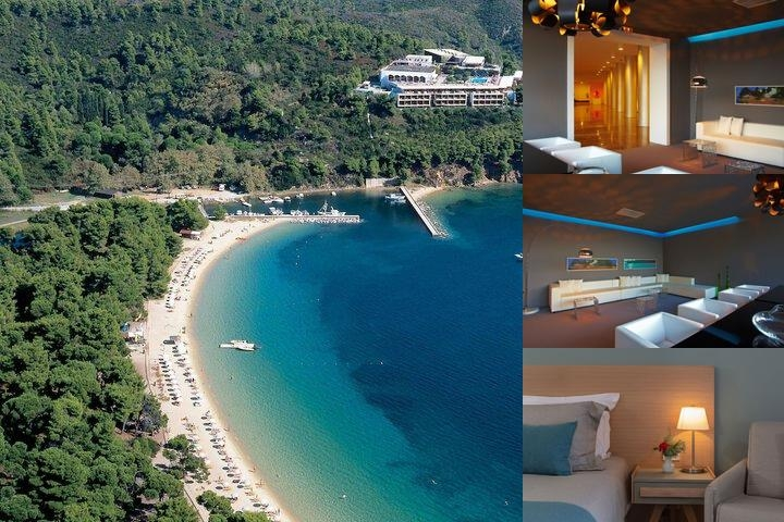 Skiathos Palace Hotel photo collage
