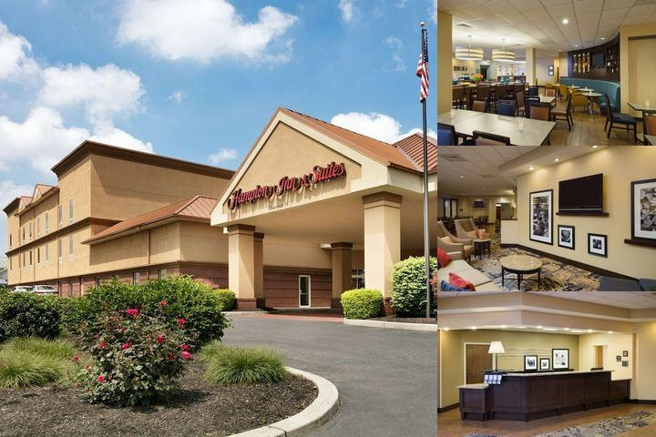 Hampton Inn & Suites Hershey Entrance