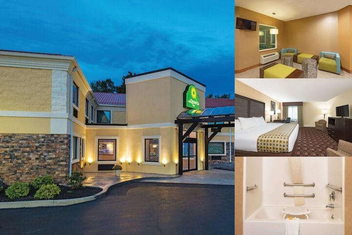 La Quinta Inn Buffalo Airport photo collage