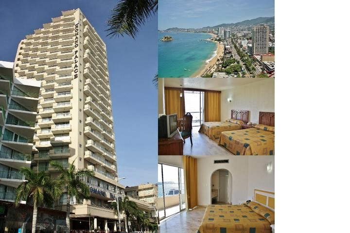 Romano Palace Hotel photo collage