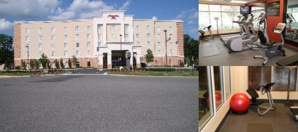 Hampton Inn Richmond Airport / Downtown photo collage