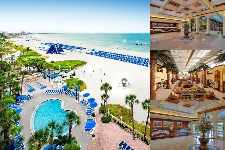 Tradewinds Island Grand photo collage