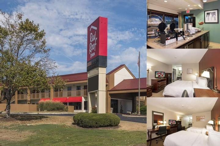 Red Roof Inn Tupelo photo collage