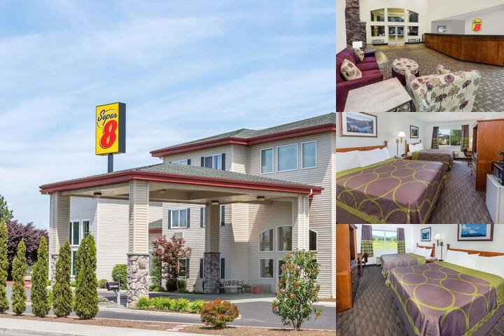 Super 8 Inn & Suites photo collage