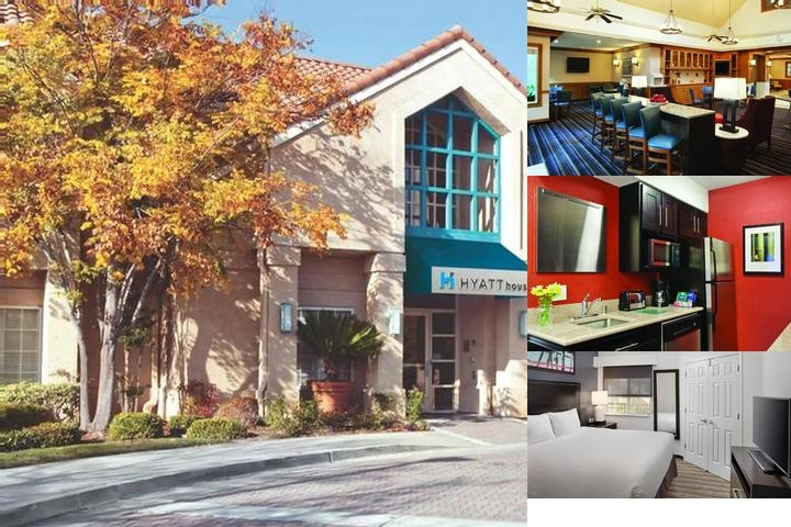 Hyatt House Belmont / Redwood Shores photo collage