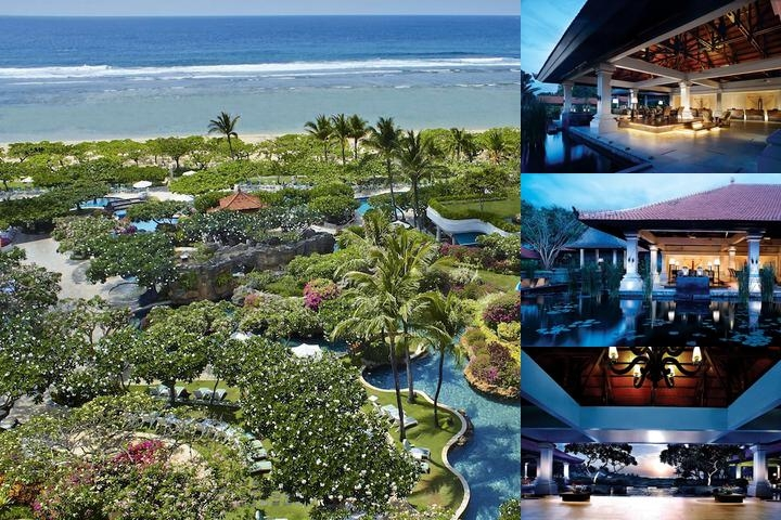 Grand Hyatt Bali photo collage
