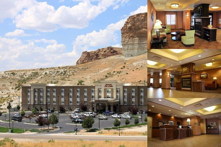 Hampton Inn & Suites Green River photo collage