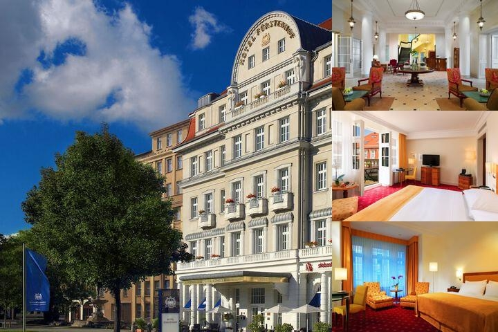 Hotel Fuerstenhof a Luxury Collection Hotel photo collage