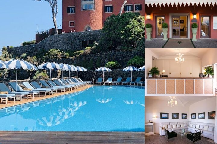 Mezzatorre Resort & Spa photo collage