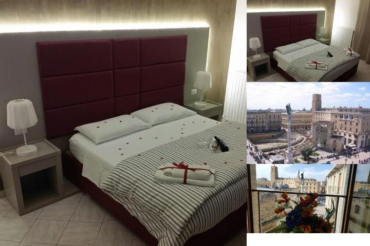 Albergo Diffuso Lecce photo collage