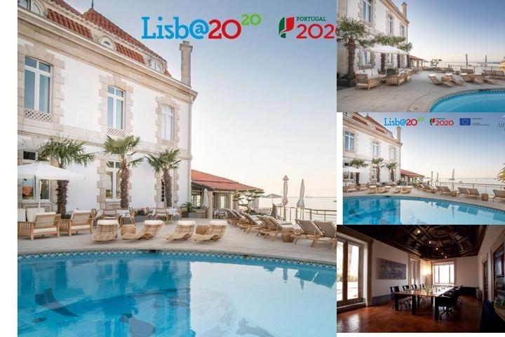 The Albatroz Hotel photo collage