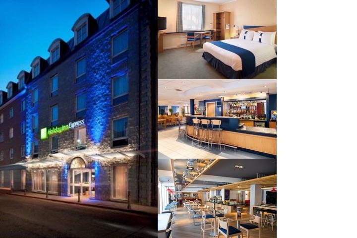 Holiday Inn Express Aberdeen City Centre photo collage