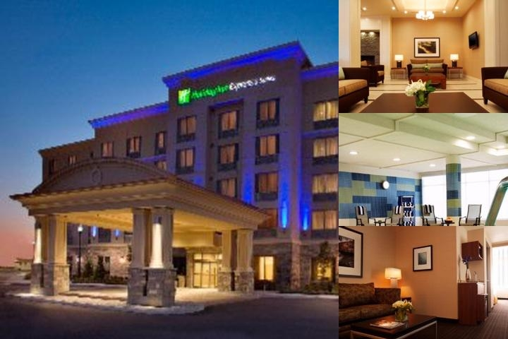 Holiday Inn Express & Suites Vaughan Southwest photo collage