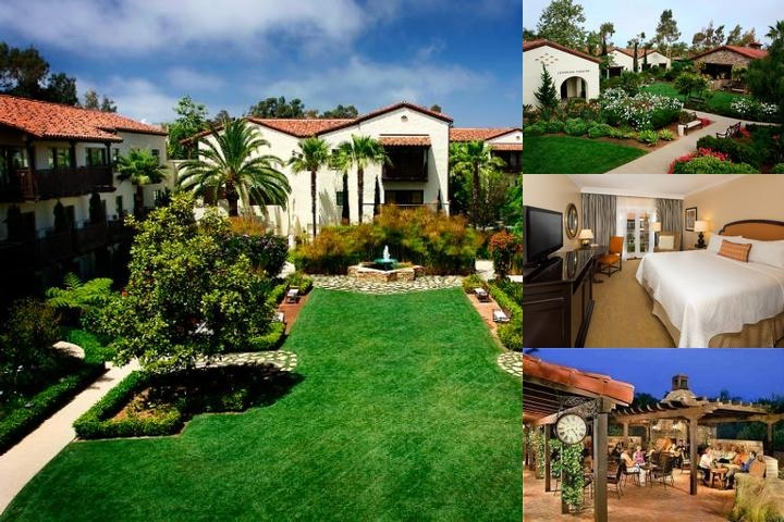 Estancia La Jolla Hotel & Spa photo collage