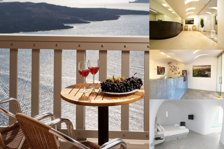 Panorama Boutique Hotel photo collage