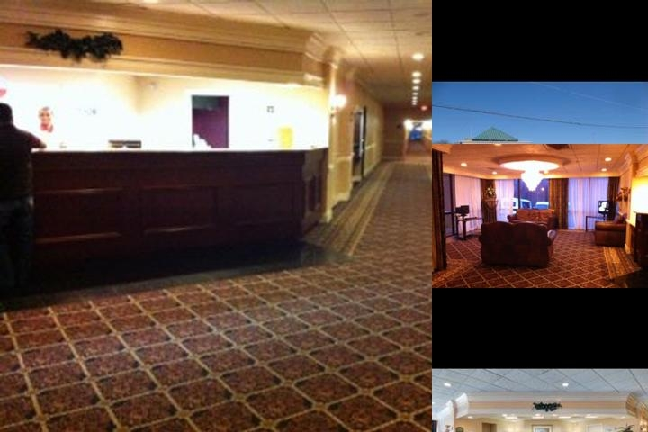Governor's Inn & Suites photo collage