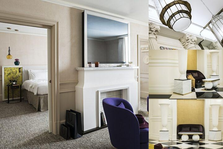 Hotel Scribe Paris Managed by Sofitel Hôtel Scribe Paris -Lobby