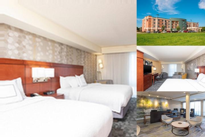 Courtyard by Marriott Milwaukee Airport photo collage