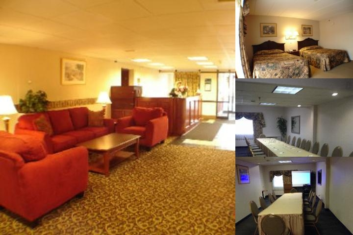 Quality Inn & Suites Worcester photo collage