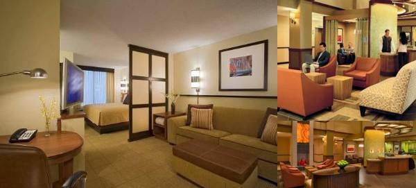 Hyatt Place Chicago Schaumburg photo collage