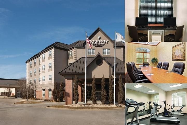 Country Inn & Suites Elk Grove Village photo collage