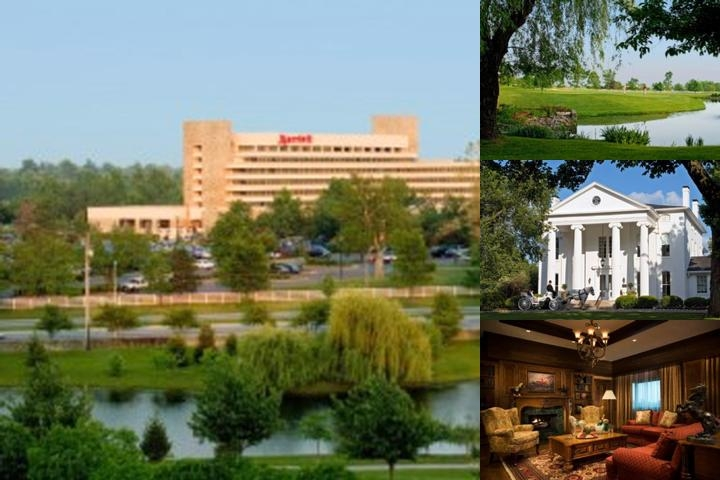 Marriott Griffin Gate Hotel photo collage
