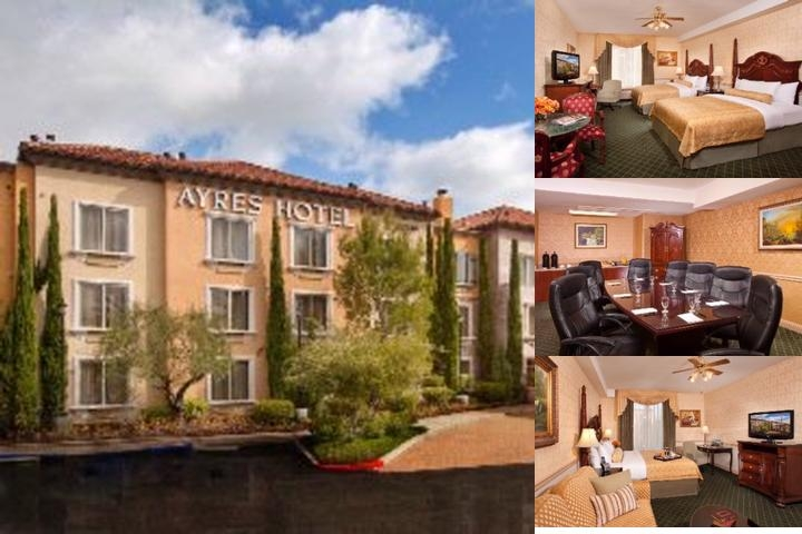 Ayres Hotel Laguna Woods photo collage