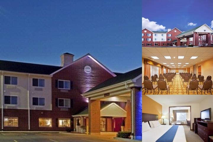 Holiday Inn Express Chicago Nw / Vernon Hills photo collage