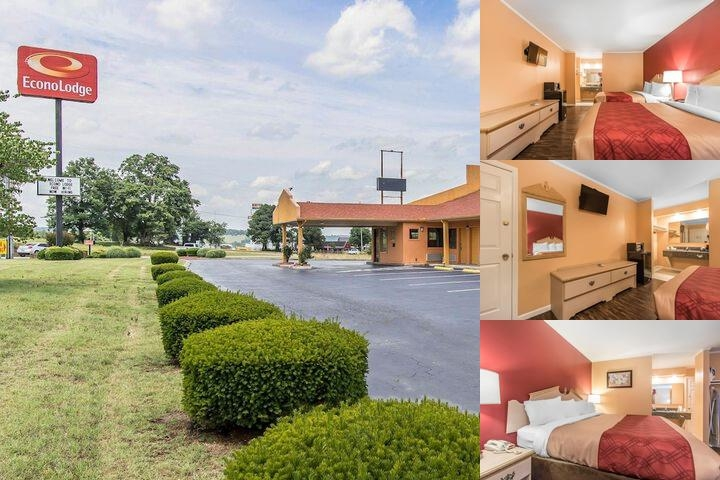 Econo Lodge Cornersville / Lewsiburg / Pulaski photo collage