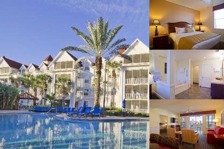 Grand Beach Vacation Resort photo collage